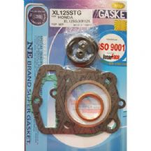 Honda XL125 Mitaka Top End Gasket Kit